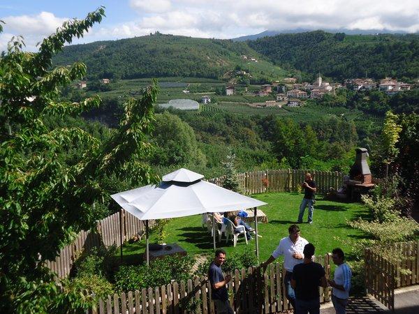Foto del giardino Tassullo (Cles - Tuenno - Ton)