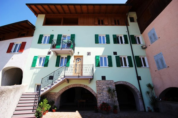 Foto estiva di presentazione Residence Conca Verde