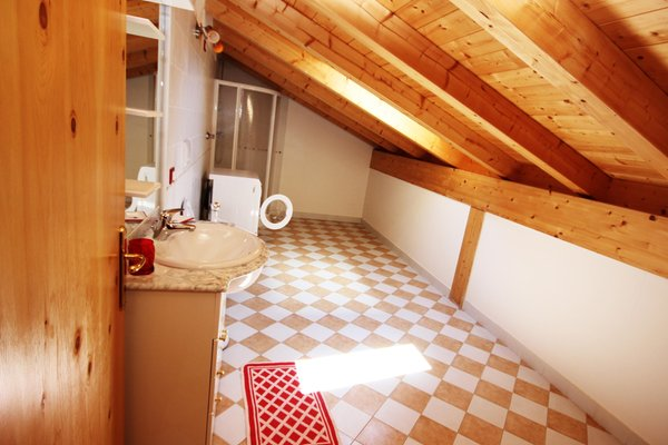 Foto del bagno Residence Conca Verde