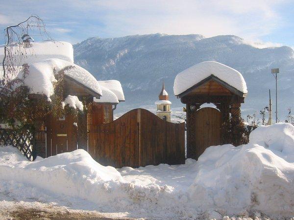 Foto invernale di presentazione Casa delle Fate - Bed & Breakfast