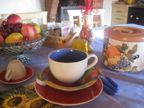 La colazione Casa delle Fate - Bed & Breakfast