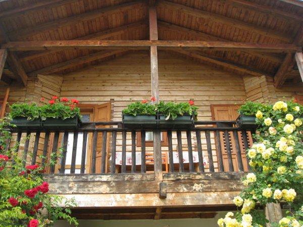 Foto esterno in estate Casa delle Fate