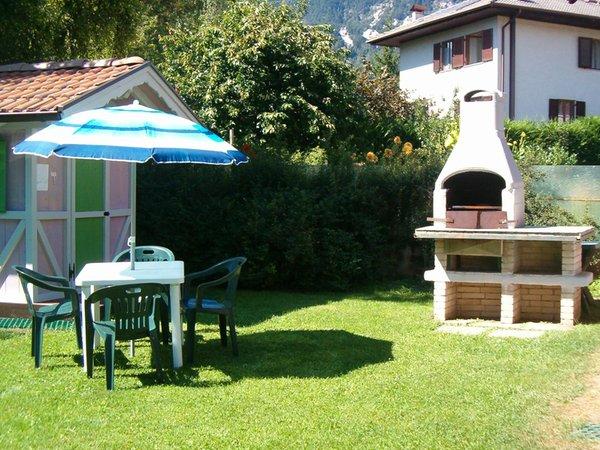 Foto del giardino Brez (Val di Non)