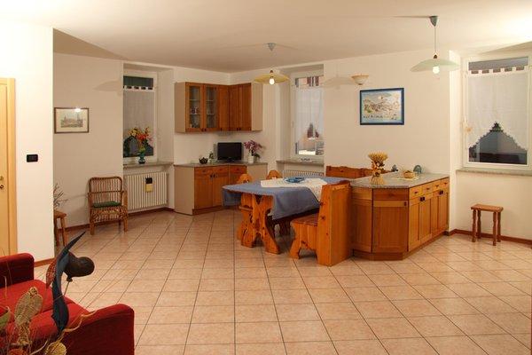 La zona giorno Appartamento Casa Rizzi