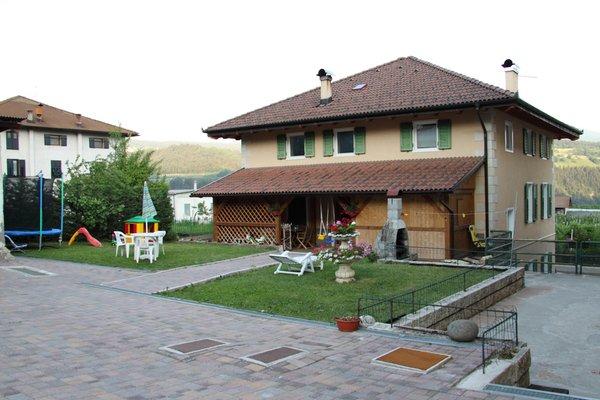 Foto estiva di presentazione Appartamento Casa Rizzi