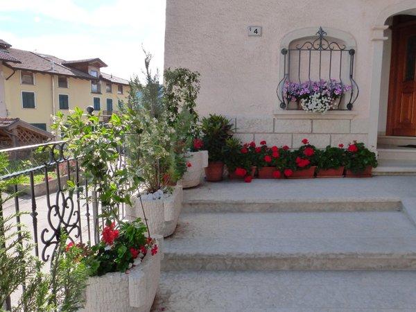 Foto esterno Appartamenti Brentari Cornelio