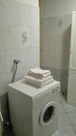 Foto del bagno Appartamenti Fanti Silvano