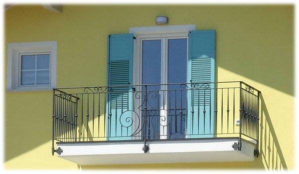 Foto del balcone Belsogno