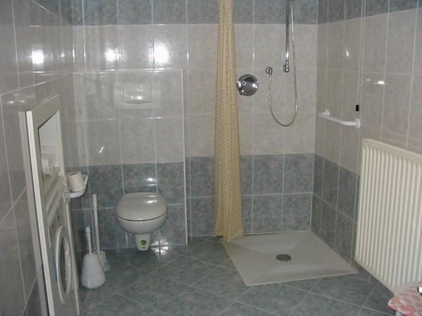 Foto del bagno B&B + Appartamenti Casa Nonesa