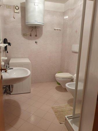 Foto del bagno Casa Vacanze Rosa