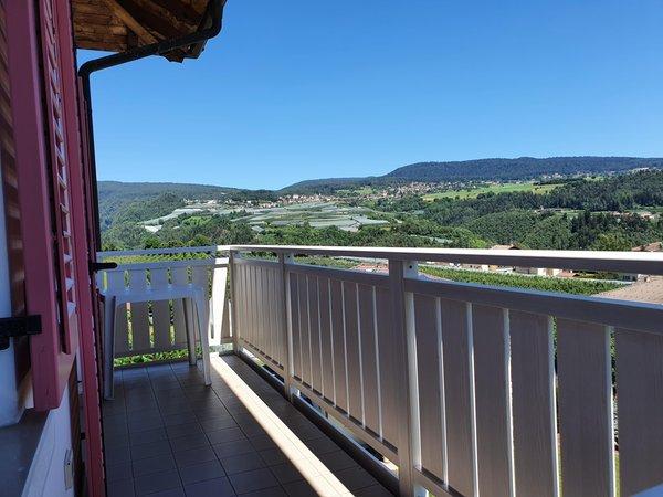 Foto del balcone Casa Vacanze Rosa
