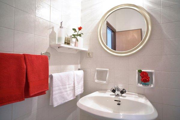 Foto del bagno Piccolo Hotel Bruno