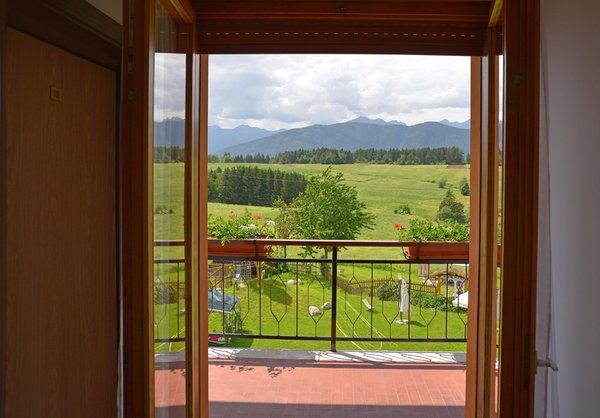Foto del balcone Piccolo Hotel Bruno