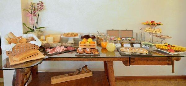 La colazione Piccolo Hotel Bruno - Hotel 1 stella
