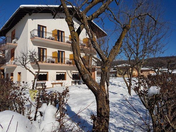 Foto invernale di presentazione Piccolo Hotel Bruno - Hotel 1 stella