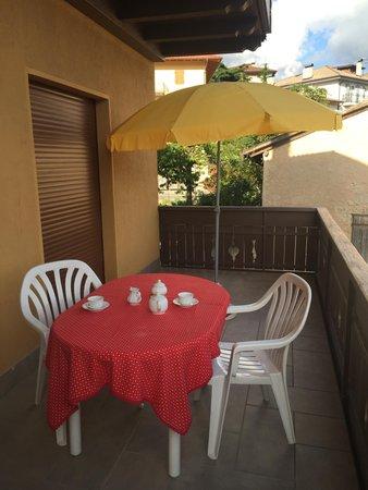 Foto del balcone Leonardelli Pio