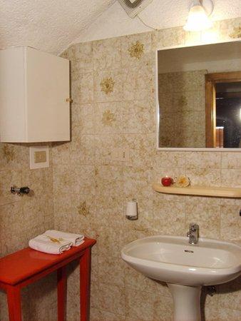 Foto del bagno Appartamenti Marinconz Gino