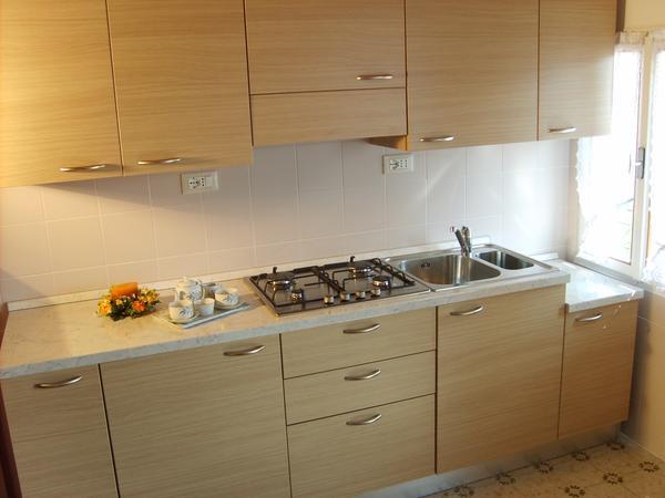 Foto della cucina Casa Marinconz