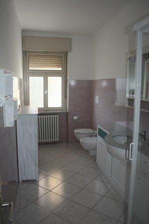Foto del bagno Appartamenti Tamé Aldo