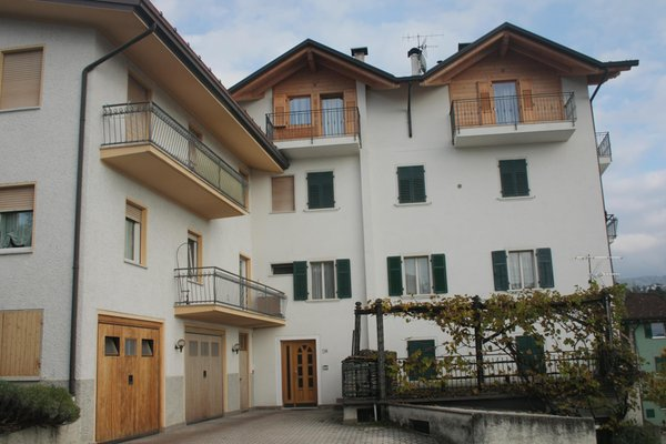 Foto estiva di presentazione Tamé Aldo - Appartamenti 2 genziane