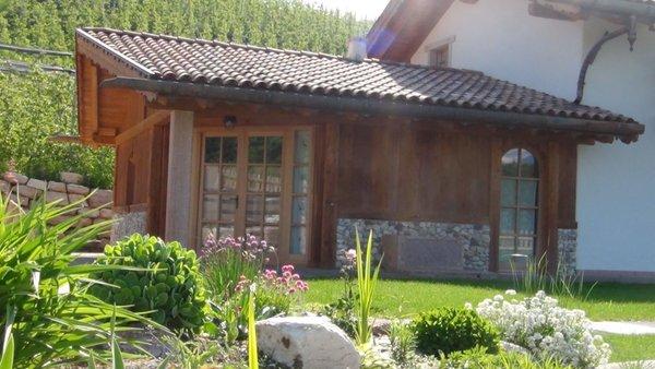 Foto del giardino Coredo
