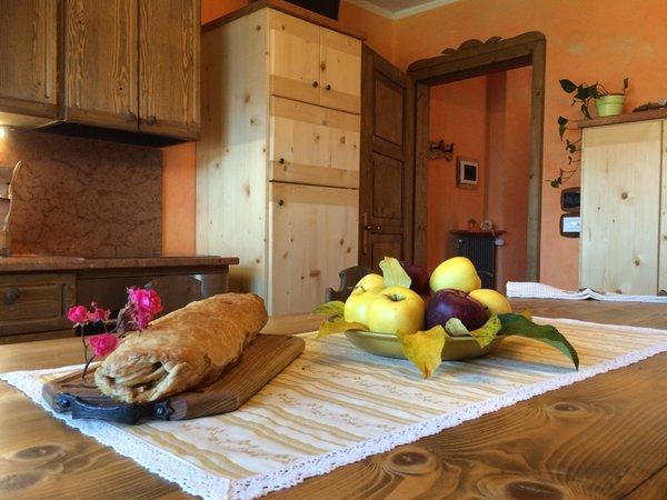 Foto della cucina Alpenvidehof
