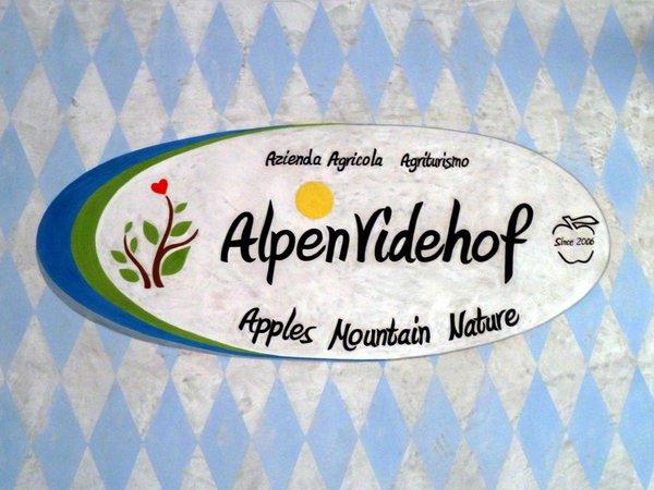Alpenvidehof - Appartamenti in agriturismo 2 fiori Coredo (Taio - Predaia)