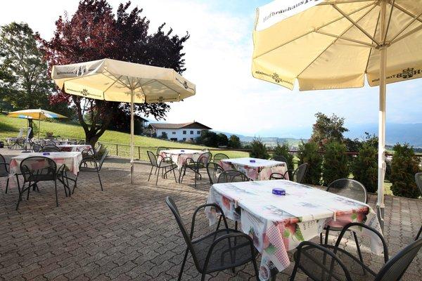 Foto vom Garten Malosco (Fondo - Mendola)
