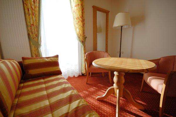 Il salotto Stella delle Alpi Wellness & Resort - Hotel 3 stelle sup.