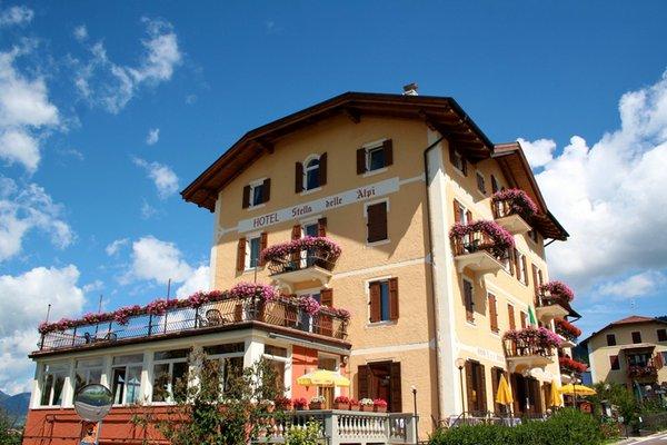 Foto estiva di presentazione Stella delle Alpi Wellness & Resort - Hotel 3 stelle sup.