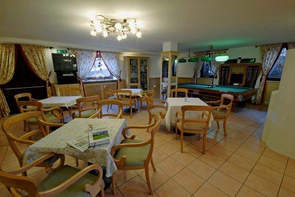 Le parti comuni Hotel Stella delle Alpi Wellness & Resort
