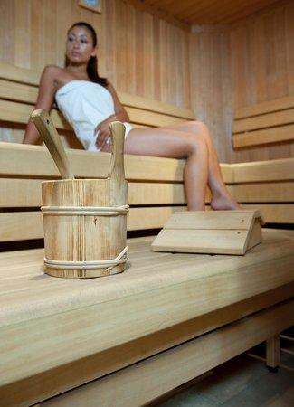 Foto della sauna Ronzone