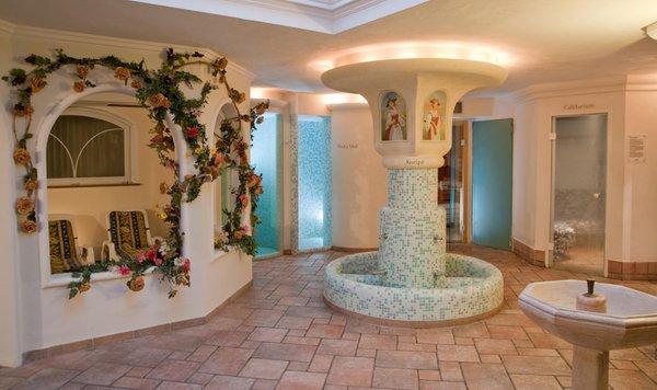 Le parti comuni Hotel Waldheim Resort & Spa