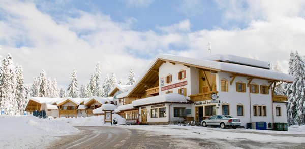 Foto invernale di presentazione Waldheim Resort & Spa - Hotel 3 stelle