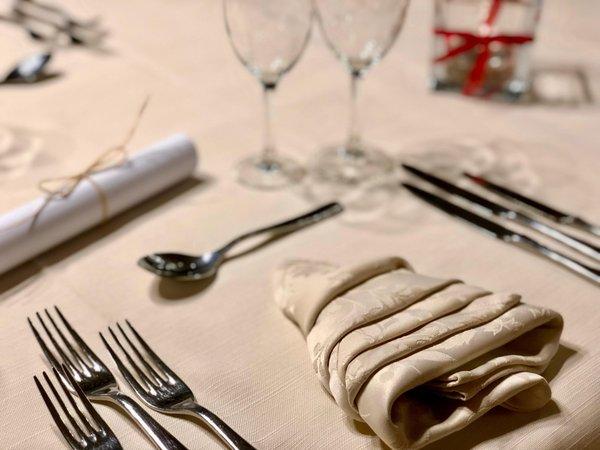 Il ristorante Sarnonico (Fondo - Mendola) Waldheim Resort & Spa