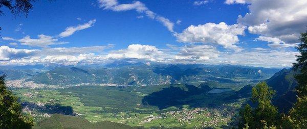 Panorama Sarnonico (Fondo - Mendola)