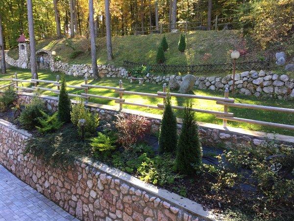 Foto del giardino Sporminore (Val di Non)