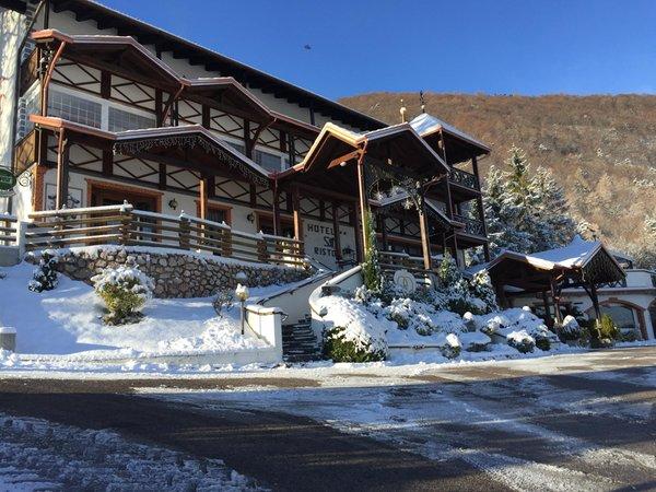Foto invernale di presentazione Scoiattolo - Hotel 2 stelle
