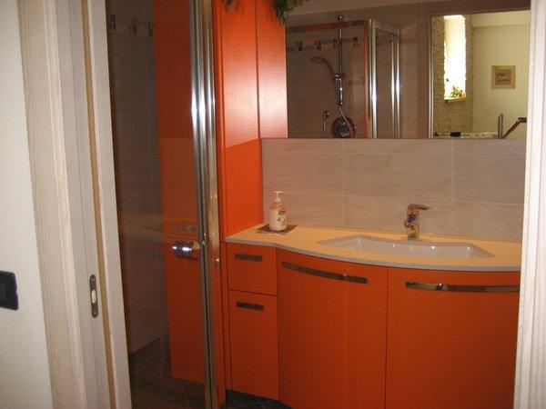 Foto del bagno Appartamenti in agriturismo Il Granello