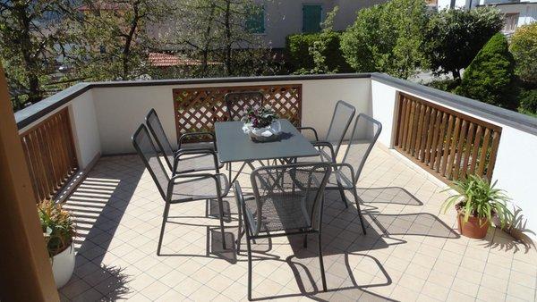 Foto del balcone Il Granello