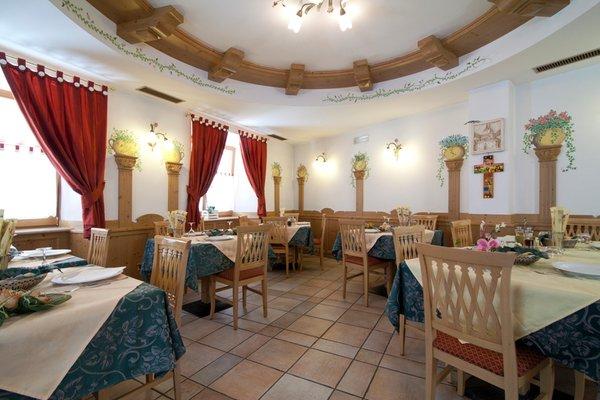 Il ristorante Coredo (Taio - Predaia) Hotel Sport
