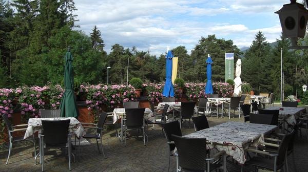 Foto del giardino Sarnonico (Fondo - Mendola)