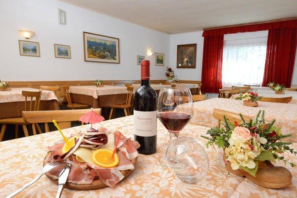 Presentation Photo Restaurant Albergo Aurora - Alpin Gourmet