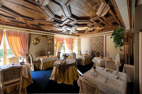 The restaurant Ronzone Orsogrigio