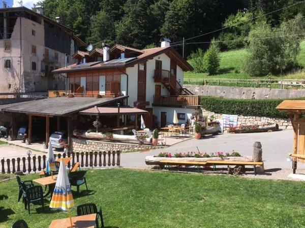 Summer presentation photo Restaurant Agritur Al Ranch