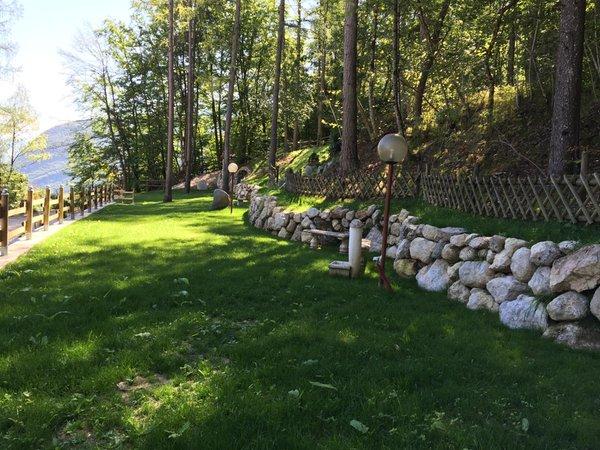 Photo of the garden Sporminore (Val di Non)