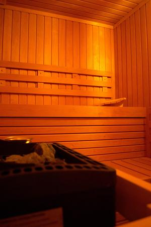 Foto della sauna Tuenno