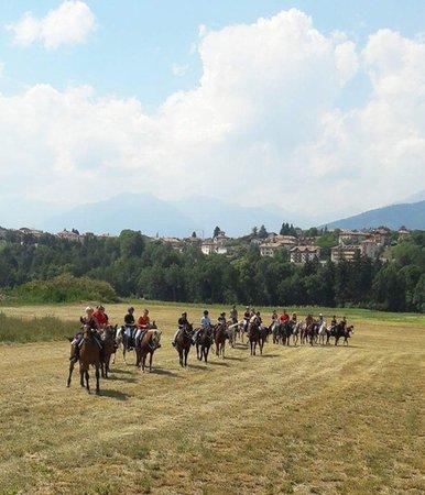 Foto di presentazione Maneggio Agritur Agostini