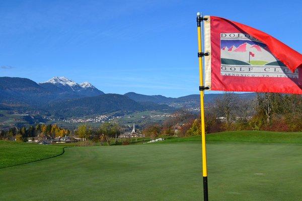 Foto estiva di presentazione Dolomiti Golf Club - Golf club