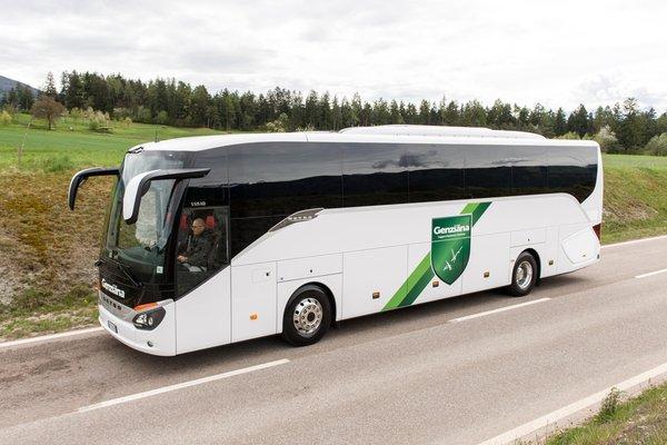Foto di presentazione Genziana Viaggi - Taxi e bus